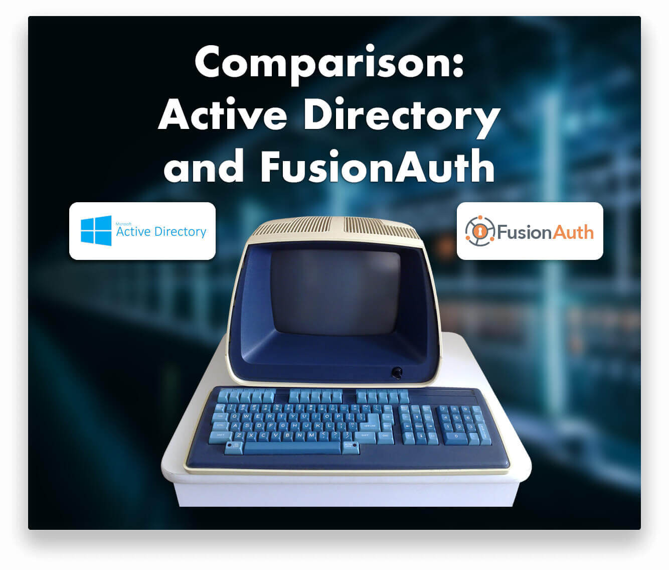 Compare FusionAuth and Active Directory for your identity and access management solution.
