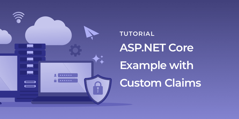 We'll configure FusionAuth and extend the ASP.NET Core web application to display role and custom claims from a JWT.