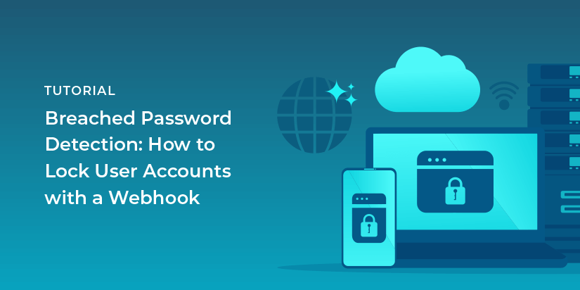 Webhooks let you take actions based on events in FusionAuth. For instance, if you've detected that someone tried logging in with a compromised password, you can immediately lock their account.