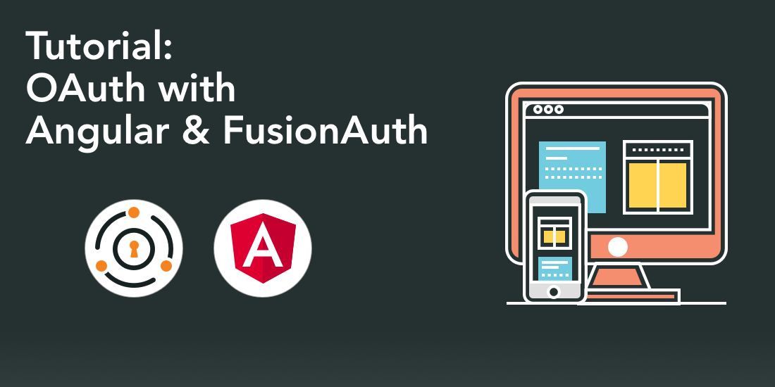 A detailed overview of securely integrating an Angular application with an OAuth provider using the OAuth Authorization Code Grant