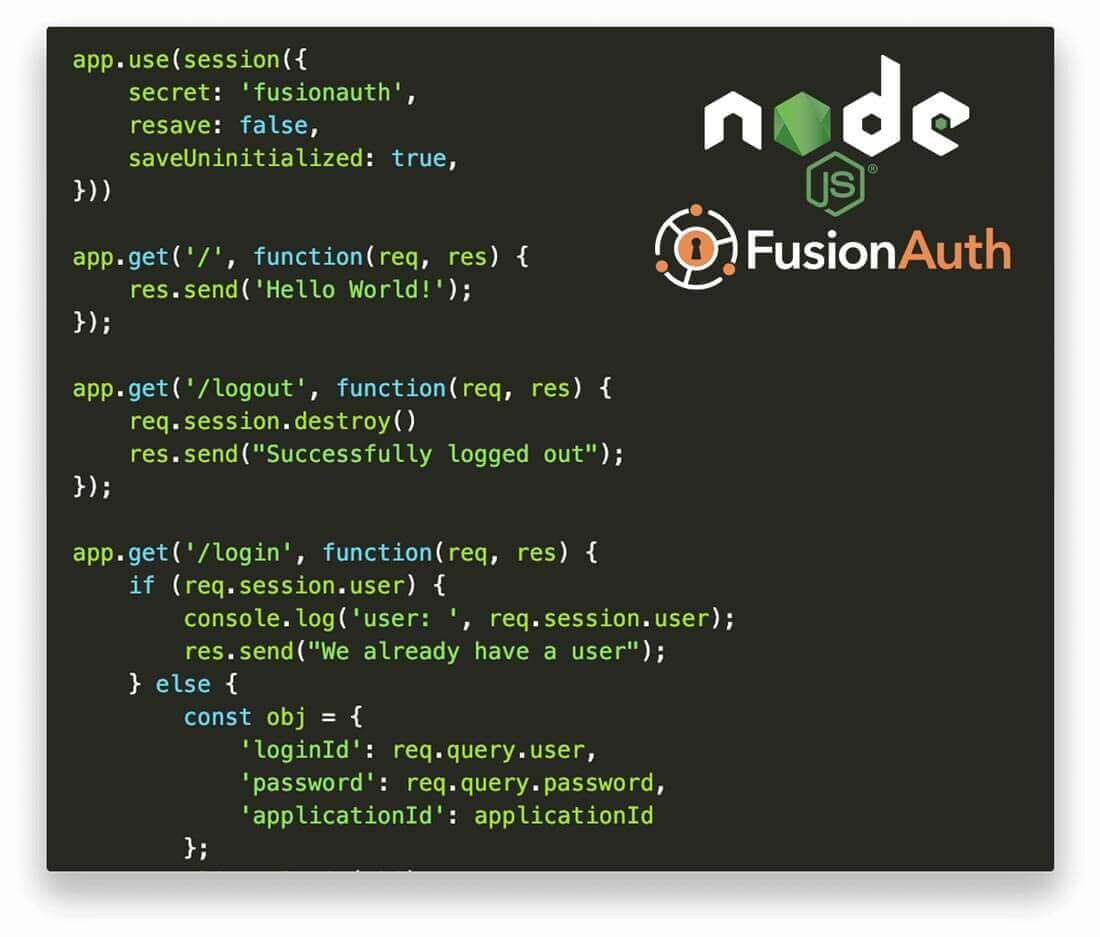 Integrating FusionAuth into a Node.js application is straightforward. Just follow these steps and you'll be up and running in no time.