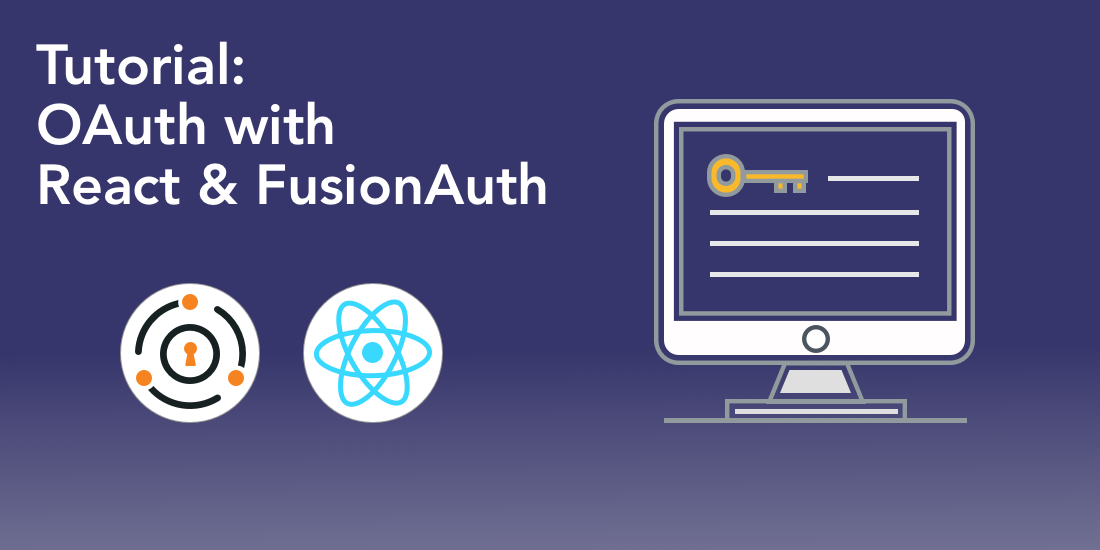 This post describes how to securely implement OAuth in a React application using the Authorization Code Grant (with FusionAuth as the IdP).