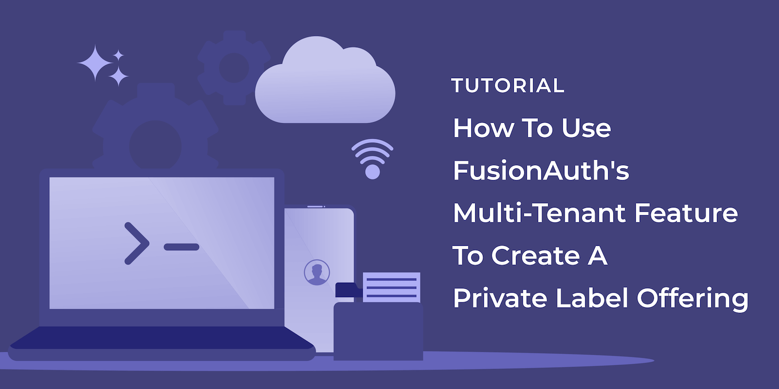 You can leverage multi-tenant features to easily separate users, themes, API keys and more. This will allow for logical separation while still allowing your customer support and operations teams to manage one FusionAuth instance.