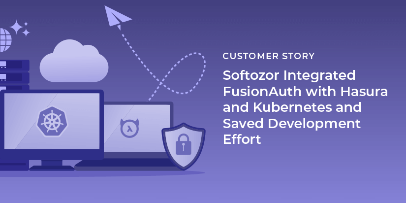 While working on a consulting project building an ecommerce platform, Softozor chose FusionAuth to manage their authentication and authorization.