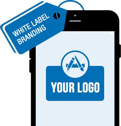 white Label Tag